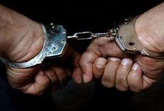 متهم اختلاس ۴۳ تن میلگرد در قصرقند بازداشت شد