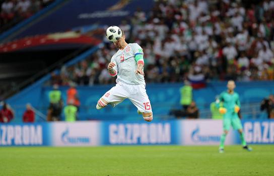 دیدار تیم های ملی فوتبال ایران - اسپانیا