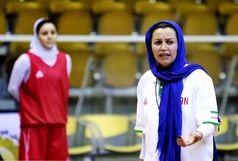 ابقای متشرعی به عنوان سرمربی تیم ملی بسکتبال بانوان