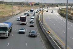 ترافیک روان در جادههای قزوین