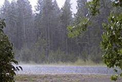 (صید نظری ) رکورددار بارندگی در استان ایلام شد