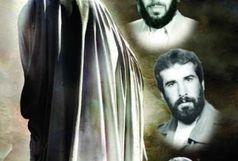 تشییع پیکر مادر سه شهید در شیراز