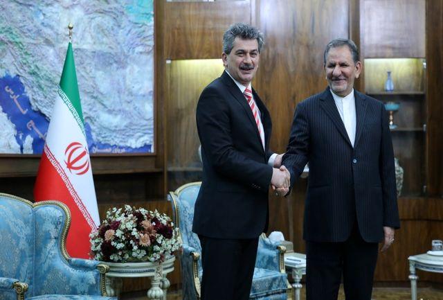 ایران از حضور سرمایه گذاران ترکیه استقبال میکند