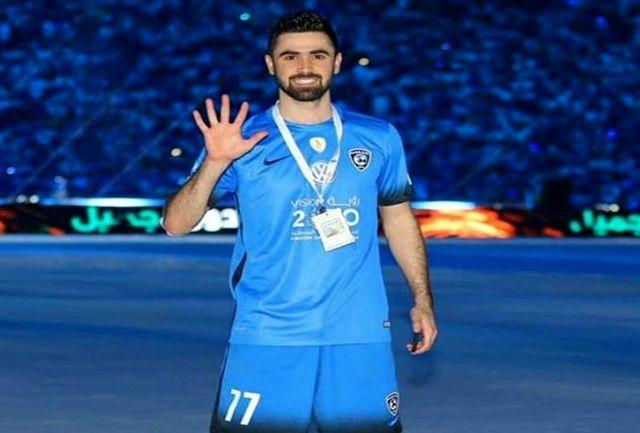 برد 5گله ایران ستاره مشهور سوری را از تیم ملی کشورش اخراج کرد