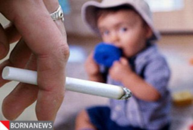 دود سیگار باعث غیبت کودکان آمریکایی از مدرسه میشود