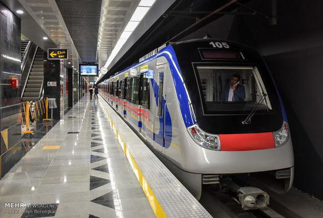 تکذیب ریزش تونل مترو پایتخت