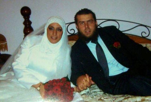 یک داعشی لبنانی زنش را تکه تکه کرد !