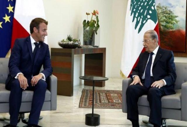 فرانسه کنفرانس حمایت از لبنان را به تعویق انداخت