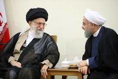 رئیس جمهور به رهبر معظم انقلاب تبریک گفت