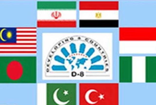 مذاكرات دو جانبه دكتر احمدی نژاد در حاشیه اجلاس دی 8