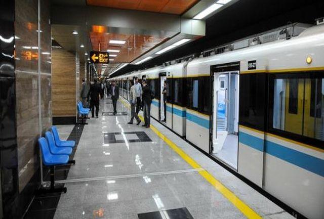 قم در مسیر مترو/تکمیل سازه ایستگاههای فاز A مترو قم تا پایان سال