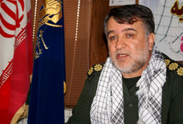اعزام بیش از ۱۴۰۰ نفر از شهرستان بوئین زهرا به مناطق عملیاتی جنوب