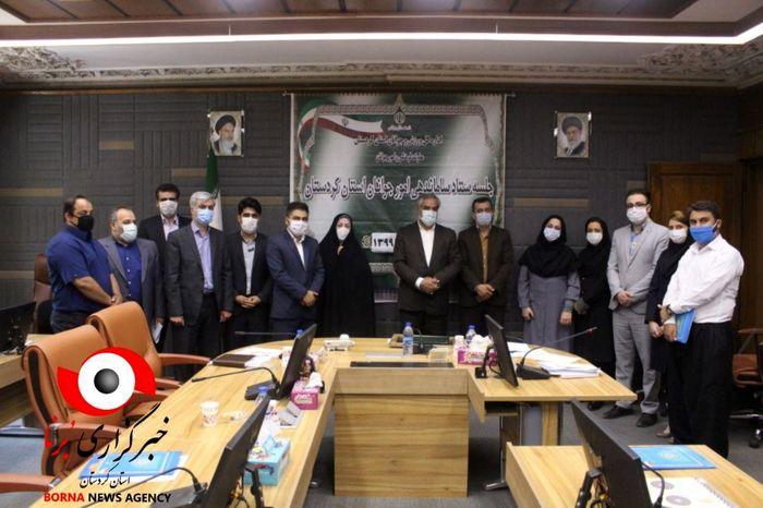استاندار کردستان از اعضای مجمع جوانان استان تقدیر کرد