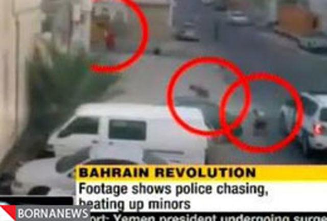 کودکان بحرینی شکار جدید نیروهای امنیتی آل خلیفه