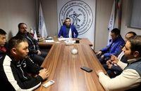 قدردانی روسیه و قرقیزستان از میزبانی خوب شیراز/ بحث و تبادل نظر درباره لیگ کشتی و جام باشگاههای جهان