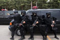 سارقان مسلح 110 میلیاردی اصفهان دستگیر شدند