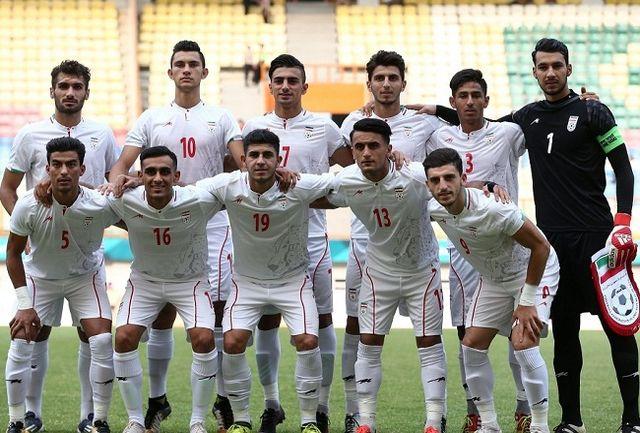 تیم ملی امید 27 آبان وارد عمان میشود