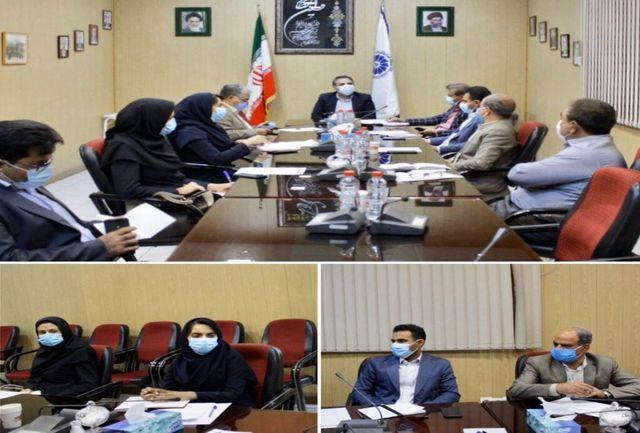برگزاری نشست هم اندیشی در خصوص توسعه روابط تجاری با عمان
