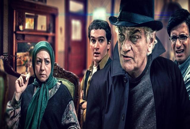 فتحعلی اویسی با کارگردان شبکه جم  در تلویزیون