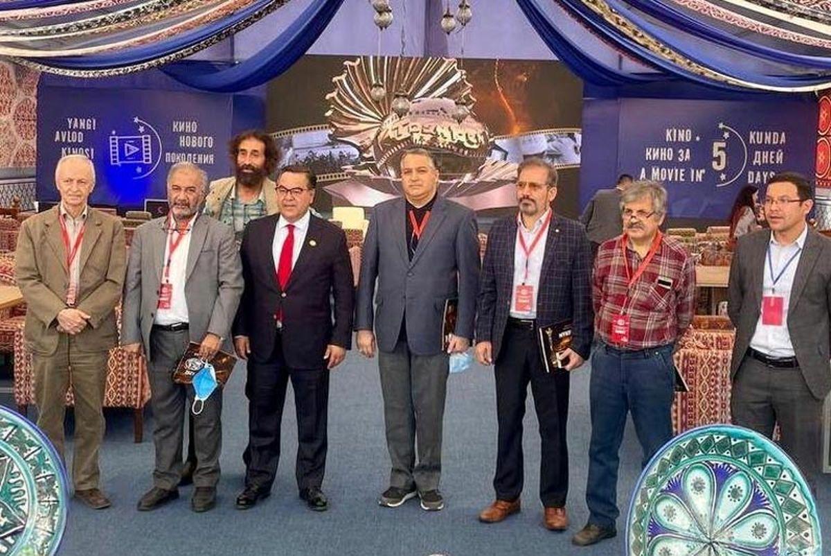 سیزدهمین جشنواره فیلم تاشکند با «روزهای سینمای ایران» ورق خورد