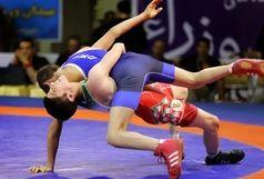 شهرستان امیدیه میزبان رقابت های کشتی آزاد نوجوانان قهرمانی باشگاه های خوزستان شد