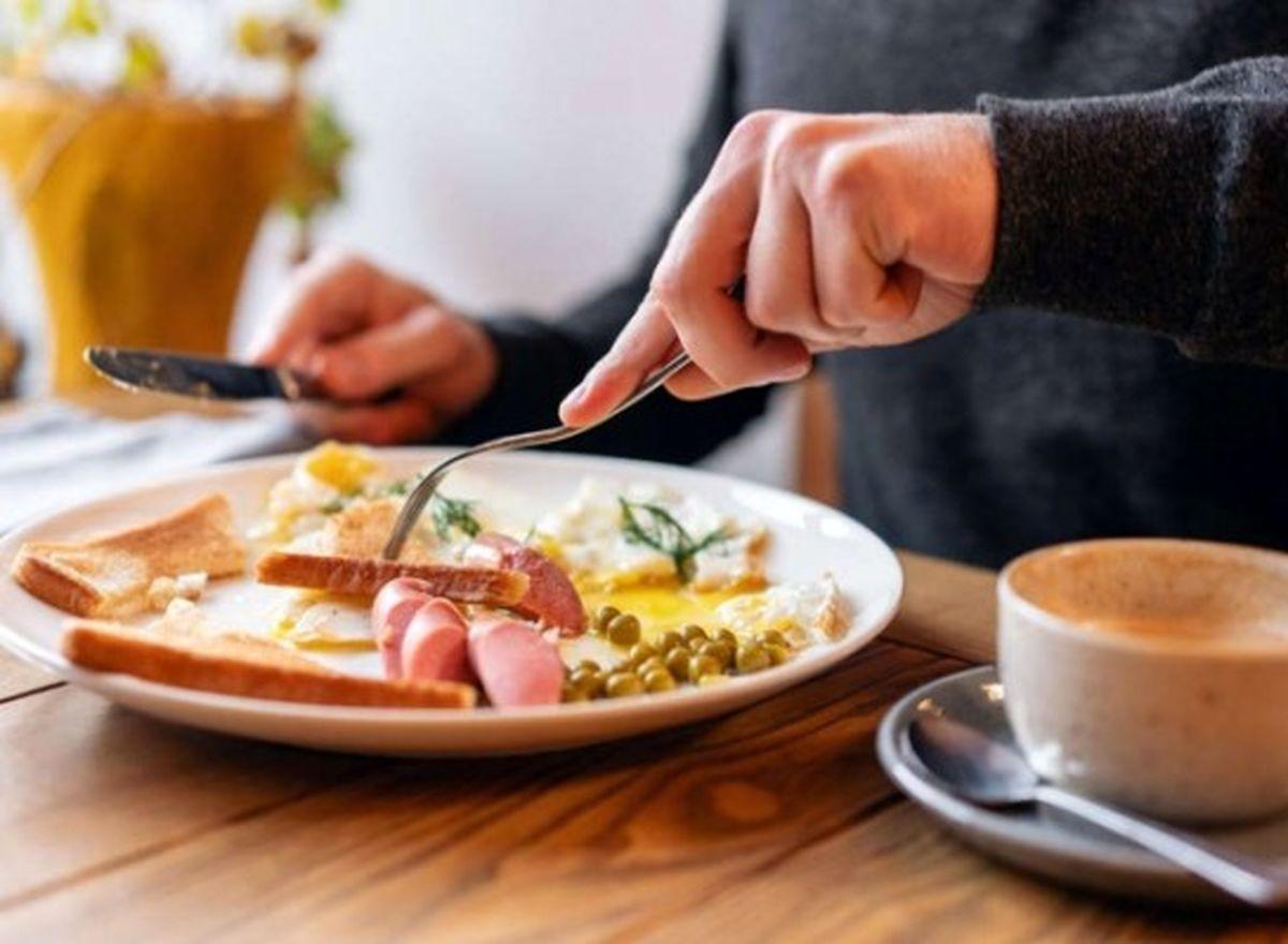 صبح ها زود صبحانه بخورید تا دچار دیابت نشوید