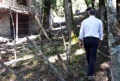 ۴۲۴ متر مربع زمینهای ملی در گیلان رفع تصرف شد