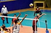 پیروزی نمایندگان ورامین و سیرجان در آغاز هفته بیست و دوم