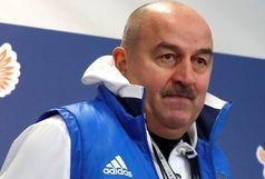 جانشین کاپلو میخواهد روسیه را به فینال جام جهانی برساند
