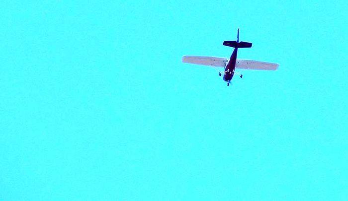 در سقوط هواپیمای آموزشی در گرمسار دو تن کشته شدند