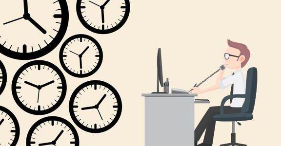 بیشترین ساعت کاری برای کدام کشور است؟