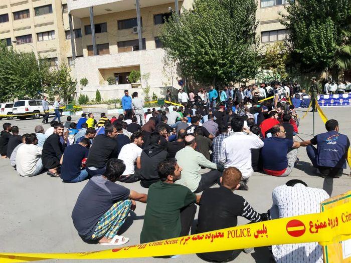انهدام ۴۷ باند سرقت در تهران/آخرین وضعیت کودک ۲ ساله مفقود شده در جنوب تهران