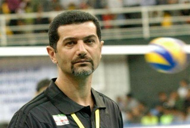 برای کسب بهترین نتیجه والیبال ایران تلاش میکنیم