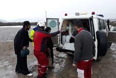 امدادرسانی به بیش از 1600 گرفتار سیل وکولاک در کرمانشاه