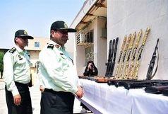 دستگیری اعضای باند قاچاق سلاح در اهواز