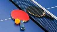 دعوت 2  لرستانی به اردوی تیم ملی تنیس روی میز نوجوانان
