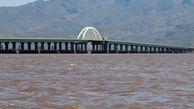 آغاز افزایش تراز دریاچه ارومیه