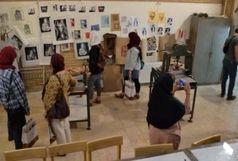 بازدید جمعی از دانشجویان آلمانی از دانشگاه یزد