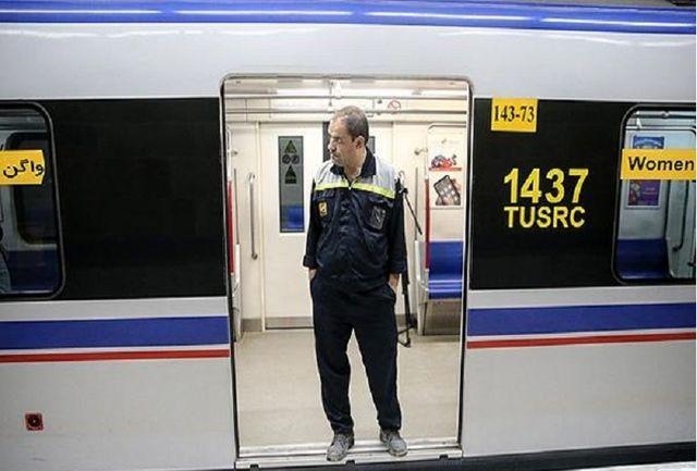 ساعت آغاز به کار خطوط ۱؛ ۲؛ ۳؛ ۴ و ۷ متروی تهران به روال سابق خود باز می گردد