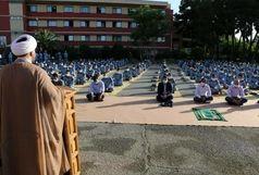 برگزاری نماز عید فطر در یگانهای نیروی هوایی ارتش