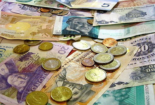 نرخ پوند و یورو افزایش یافت
