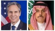گفت وگوی وزیران خارجه آمریکا و عربستان در مورد تحولات منطقه
