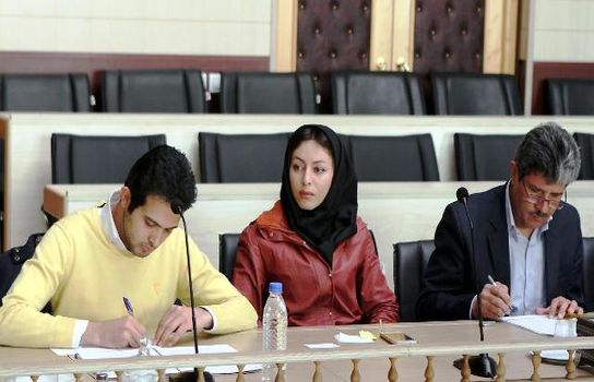 جلسه ستاد ساماندهي امور جوانان استان تهران