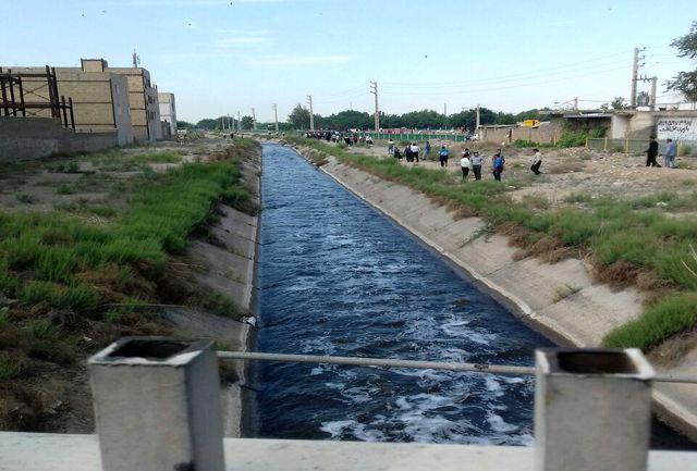 مرگ دو شهروند ورامین در کانال آب