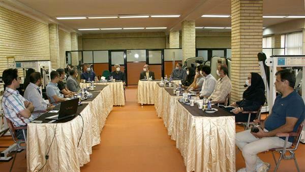 نشست مشترک آکادمی ملی المپیک با پژوهشگاه تربیت بدنی و علوم ورزشی برگزار شد