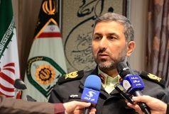 129هزار عدد انواع مواد محترقه در شهرستان البرز کشف شد