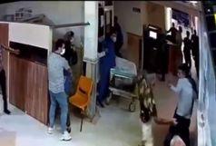 قمه کشی در یکی از بیمارستان های رشت