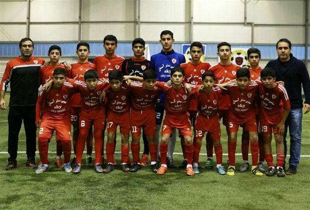 تیم فوتبال کیا مقابل دیناموکیف به پیروزی رسید