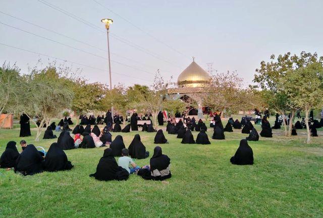 اجتماع بزرگ زنان عاشورایی در گچساران