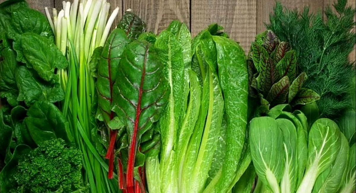 آیا واقعا سبزیجات برگدار تاثیر جدی در تقویت عضلات دارند.؟